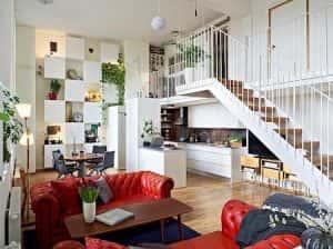 thiet ke noi that nha 2 tang cn 2509012 300x224 - 30 mẫu thiết kế nội thất nhà 2 tầng  đơn giản đẹp và giá rẻ