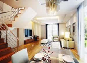 thiet ke noi that nha 2 tang cn 2509014 300x219 - 30 mẫu thiết kế nội thất nhà 2 tầng  đơn giản đẹp và giá rẻ