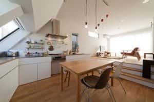 thiet ke noi that nha 2 tang cn 2509034 300x199 - 30 mẫu thiết kế nội thất nhà 2 tầng  đơn giản đẹp và giá rẻ