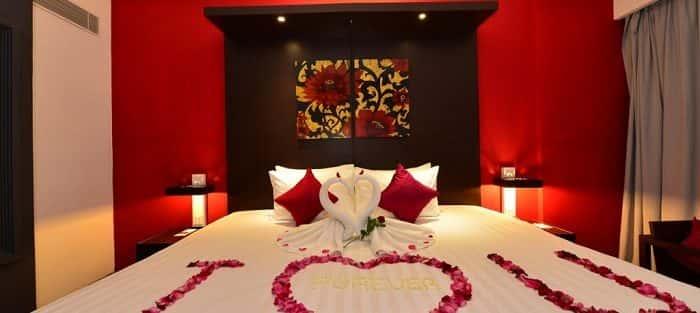 Tư vấn các mẫu thiết kế nội thất phòng ngủ  lãn mạn nhất cho những cặp sắp cưới đây lãn mạn