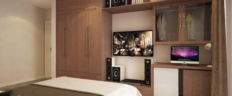 Tham khảo 49  kiểu thiết kế nội thất phòn ngủ  đẹp ấn tượng và quyến rũ