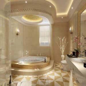 thiet ke noi that phong tam 2409 cn011 300x300 Chia sẻ 20 mẫu thiết kế nội thất phòng tắm tuyệt đẹp và đơn giản