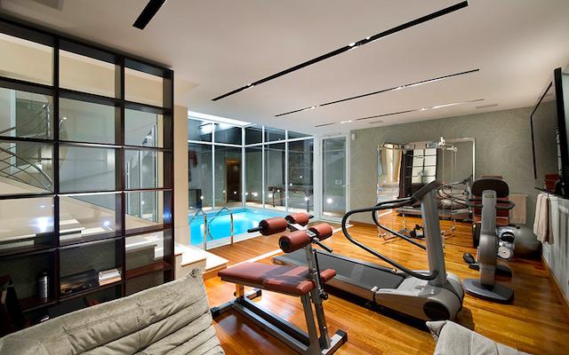 tn thiet kê noi that phong tap gym tai nha 0015 - Bộ sưu tập mẫu thiết kế nội thất phòng tập gym tại nhà  2016 tuyêt đẹp