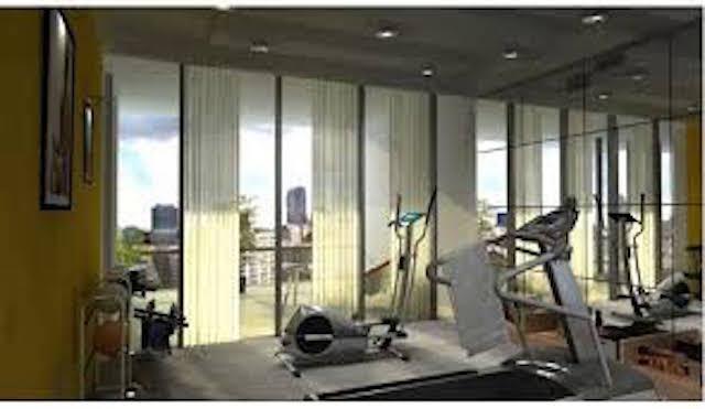 tn thiet kê noi that phong tap gym tai nha 004 - Bộ sưu tập mẫu thiết kế nội thất phòng tập gym tại nhà  2016 tuyêt đẹp