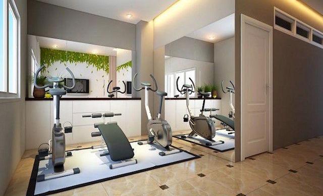 tn thiet kê noi that phong tap gym tai nha 005 - Bộ sưu tập mẫu thiết kế nội thất phòng tập gym tại nhà  2016 tuyêt đẹp
