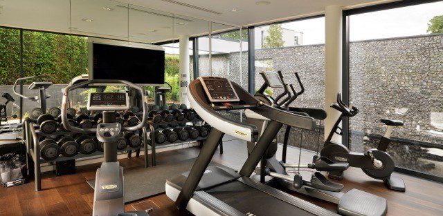 Thiết kế phòng tập Gym, Aerobic