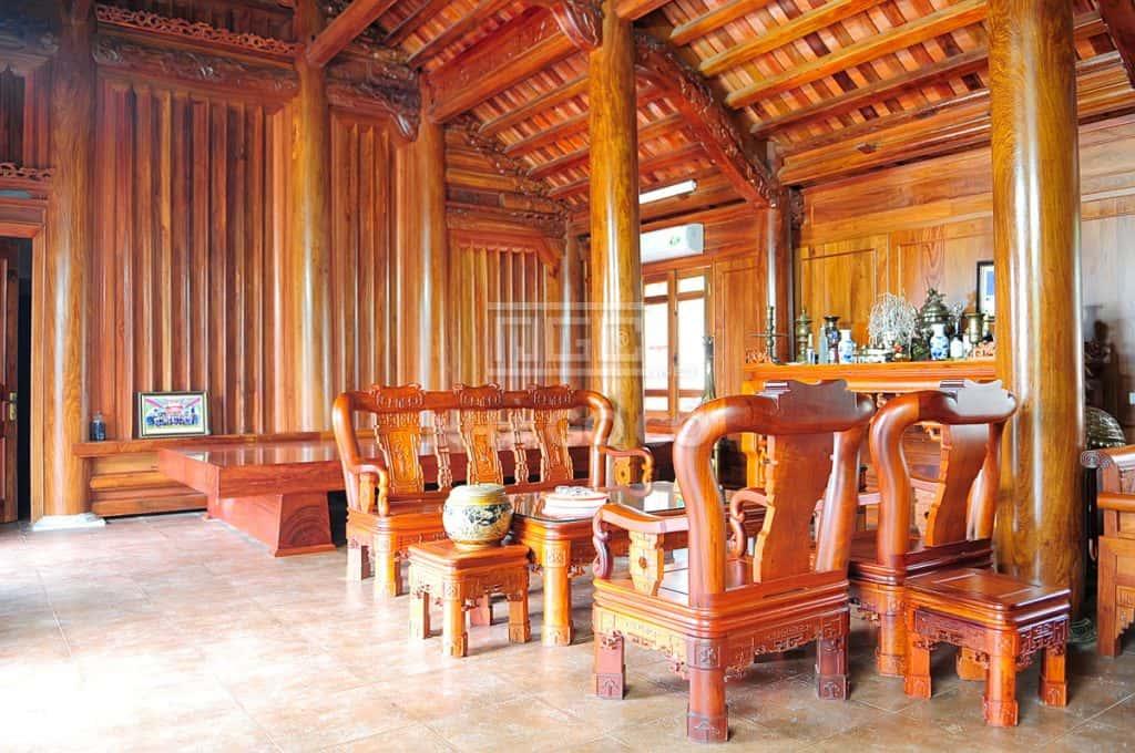 ts thiet ke noi that nha go 239001 1 1024x680 - 30 ý tưởng tư vấn  thiết kế  nội thất nhà gỗ  mộc mạc ,oàn hảo, đậm chất chân quê