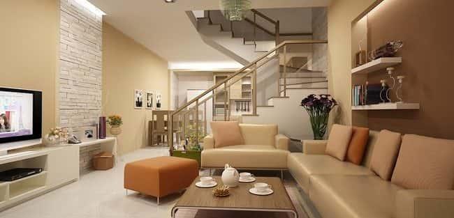 Tư vấn thiết kế nội thất nhà lô đẹp