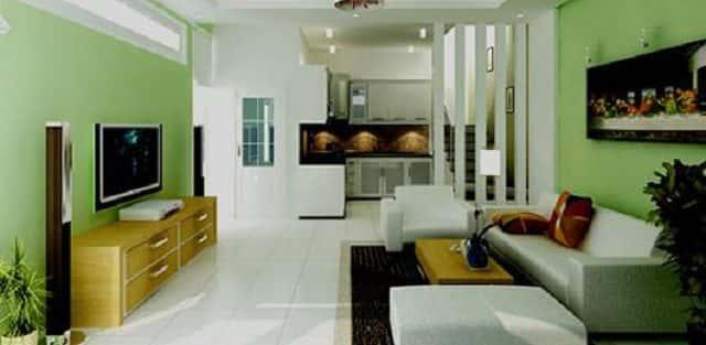 Tư vấn  các mẫu thiết kế nội thất cho  nhà hẹp ngang trở lên rộng nhất