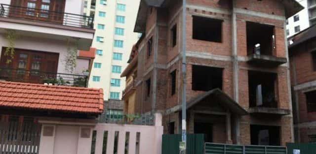 Thi công xây dựng biệt thự ở tại Phú Yên