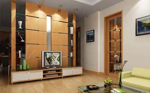 Tư vấn thiết kế nội thất nhà ống mặt tiền 4.5 m đẹp