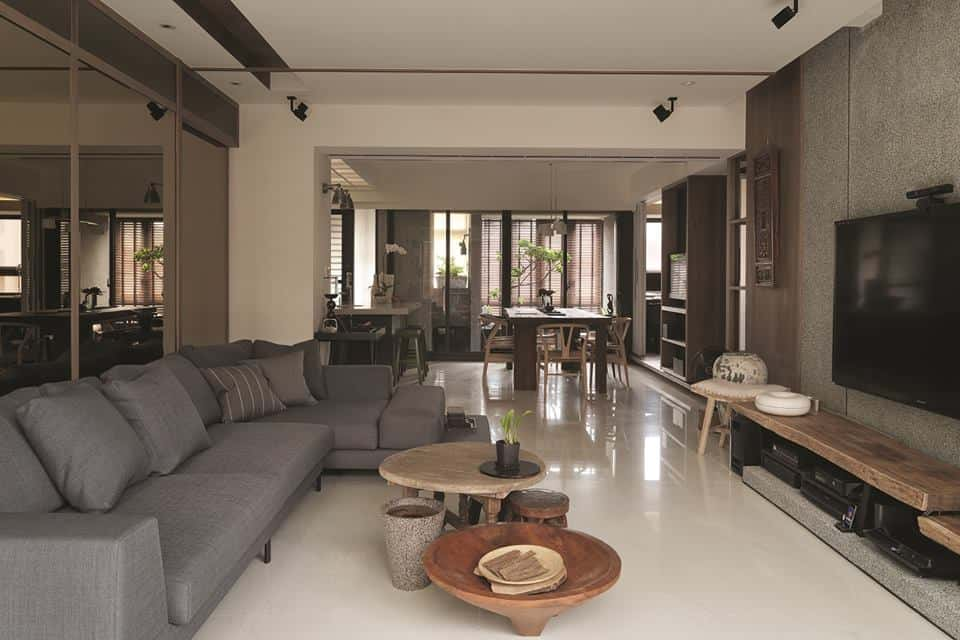 thiet ke noi that phong khach 2409 018 1 - Thiết kế nội thất phòng khách đẹp