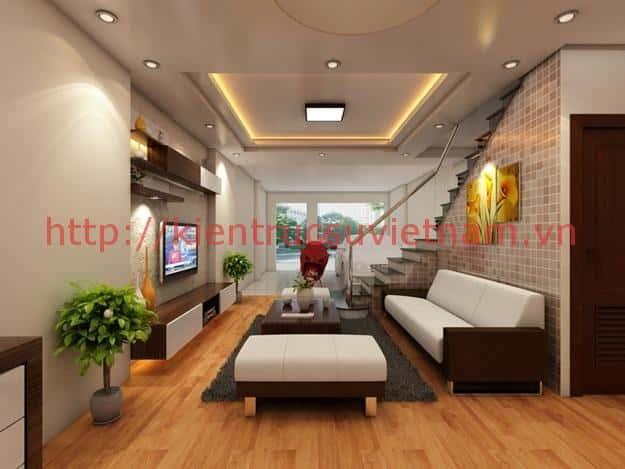 thiet ke noi that phong khach nha ong 006 - Thiết kế nội thất phòng khách - 4 bước đơn giản tạo nên không gian đẹp