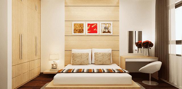 Cách để có được một mẫu thiết kế nội thất phòng ngủ hiện đại sang trọng