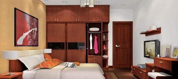 Giới thiệu 10 thiết kế nội thất phòng ngủ đẹp,thoáng rộng đón hướng gió