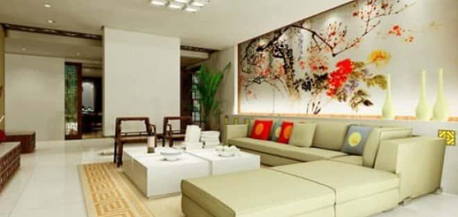 Tranh phong thủy đẹp cho phòng khách của bạn