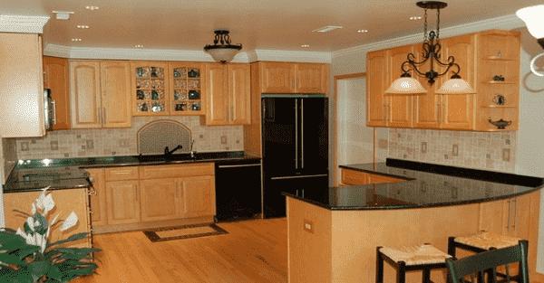 Chiêm ngưỡng vẻ đẹp của nội thất phòng bếp hiện đại
