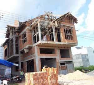 xay biet thu 3 300x273 - Thi công xây dựng biệt thự ở tại Cần Thơ
