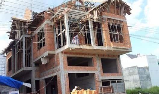 Thi công xây dựng biệt thự ở tại Cần Thơ