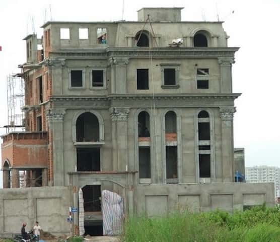 xay dung biet thu 3 - Dịch vụ xây nhà trọn gói ở Thái Bình