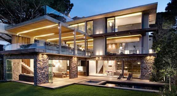 Tư vấn mẫu thiết kế biệt thự 3 tầng đẹp mặt tiền 9m