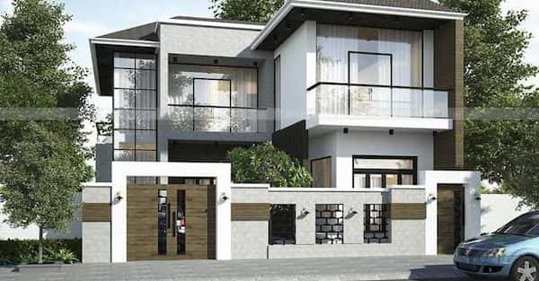 Tư vấn mẫu thiết kế biệt thự 3 tầng đẹp kinh phí 900 triệu