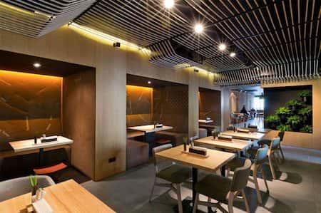 Thiết kế nội thất nhà hàng tại Bạc Liêu