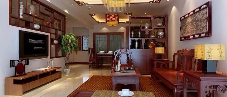 Thiết kế nội thất nhà phố 3 tầng mặt tiền 6 m