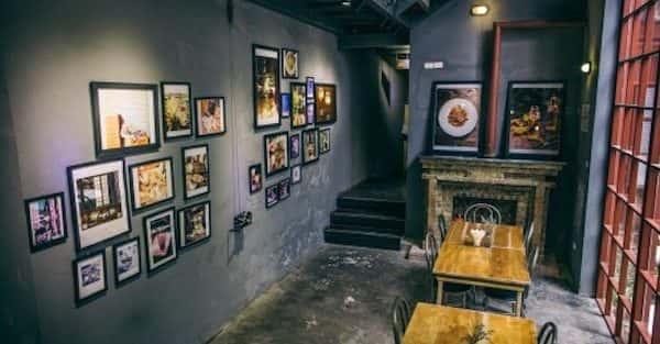 Quán cafe sách yên tĩnh ở Hà Nội
