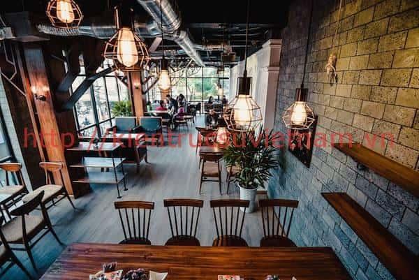 Những quán cafe view đẹp ở Hà Nội