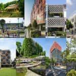 Thiết kế nhà với không gian xanh đẹp