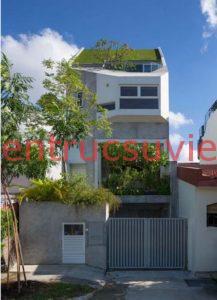 thiet ke nha vơi nhieu cay xanh89 217x300 - Thiết kế nhà ở đẹp tại Vinh