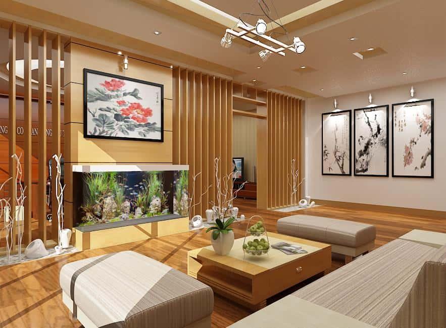 nội thất gỗ tự nhiên