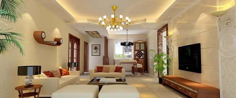 Thiết kế nội thất nhà phố mặt tiền 5.5 m