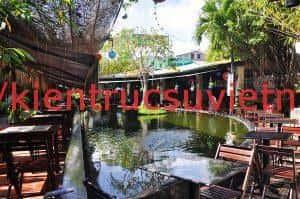thiet ke quan cafe dep 300x199 - Các dự án thiết kế quán cafe đã thực hiện tại Hà Nội