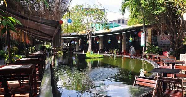 Các dự án thiết kế quán cafe đã thực hiện tại Hà Nội