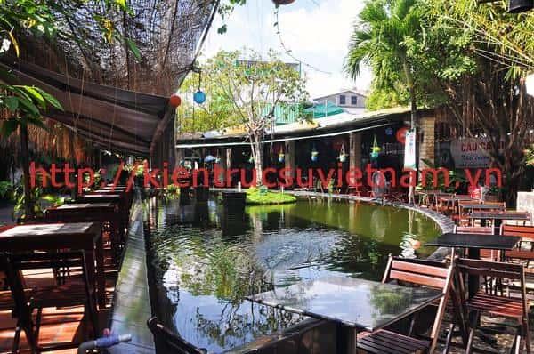 thiet ke quan cafe dep - Các dự án thiết kế quán cafe đã thực hiện tại Hà Nội