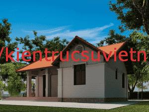 mau thiet ke nha cap 4 dep 80m2 fd 300x225 - Thiết kế nhà ở đẹp tại Vinh