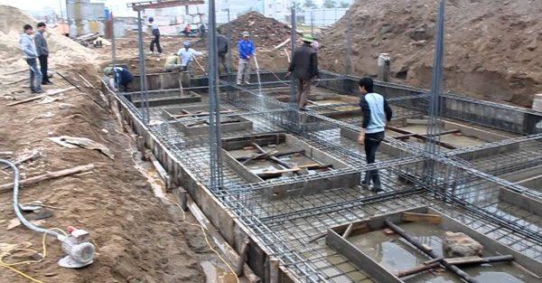 Thi công xây dựng nhà ở tại Cần Thơ