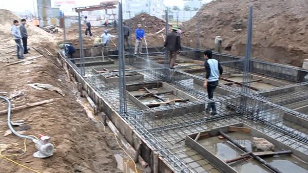 Những điều cần tránh khi đổ móng nhà 600x338 - Các Loại móng nhà trong xây dựng (dân dụng) - Móng cọc bê tông
