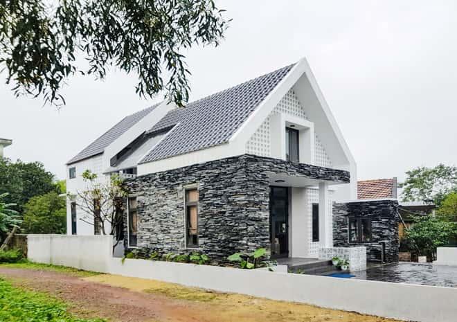 a 1 1483518566 660x0 - 25 Mẫu thiết kế nhà mái ngói đẹp được nhiều người ưa thích
