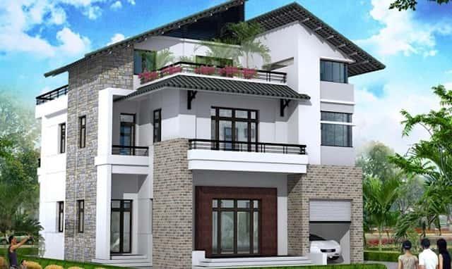 ban cong nha dep 23 - Thiết kế nhà Thanh Hoá | 500 Mẫu nhà đẹp tối ưu công năng chuẩn phong thuỷ