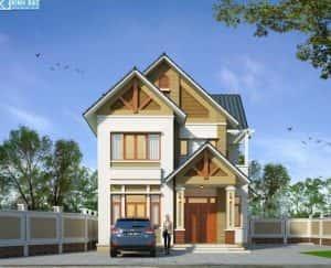 biet thu 2 tang chuong my ha noi 4 300x243 - Tư vấn mẫu thiết kế biệt thự đẹp ở Đà Nẵng