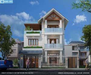 biet thu 3 tang chi nhung thanh hoa dep 3 300x248 - Tư vấn mẫu thiết kế biệt thự đẹp ở Đà Nẵng