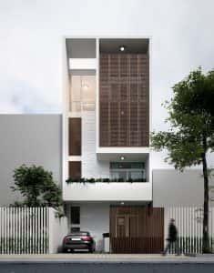 mau nha ong dep 10 235x300 - Mẫu thiết kế nhà đẹp ở Thái Bình