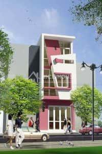 mau nha ong dep 11 200x300 - Mẫu thiết kế nhà đẹp ở Thái Bình