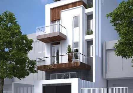 Thiết kế nhà ở đẹp tại Vinh