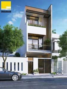 mau nha ong dep 2 225x300 - Thiết kế nhà đẹp ở tại Cần Thơ