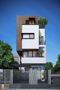mau nha ong dep 9 200x300 - Mẫu thiết kế nhà đẹp ở Thái Bình