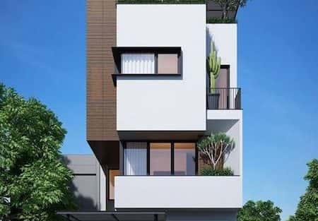 Thiết kế nhà đẹp ở tại tphcm